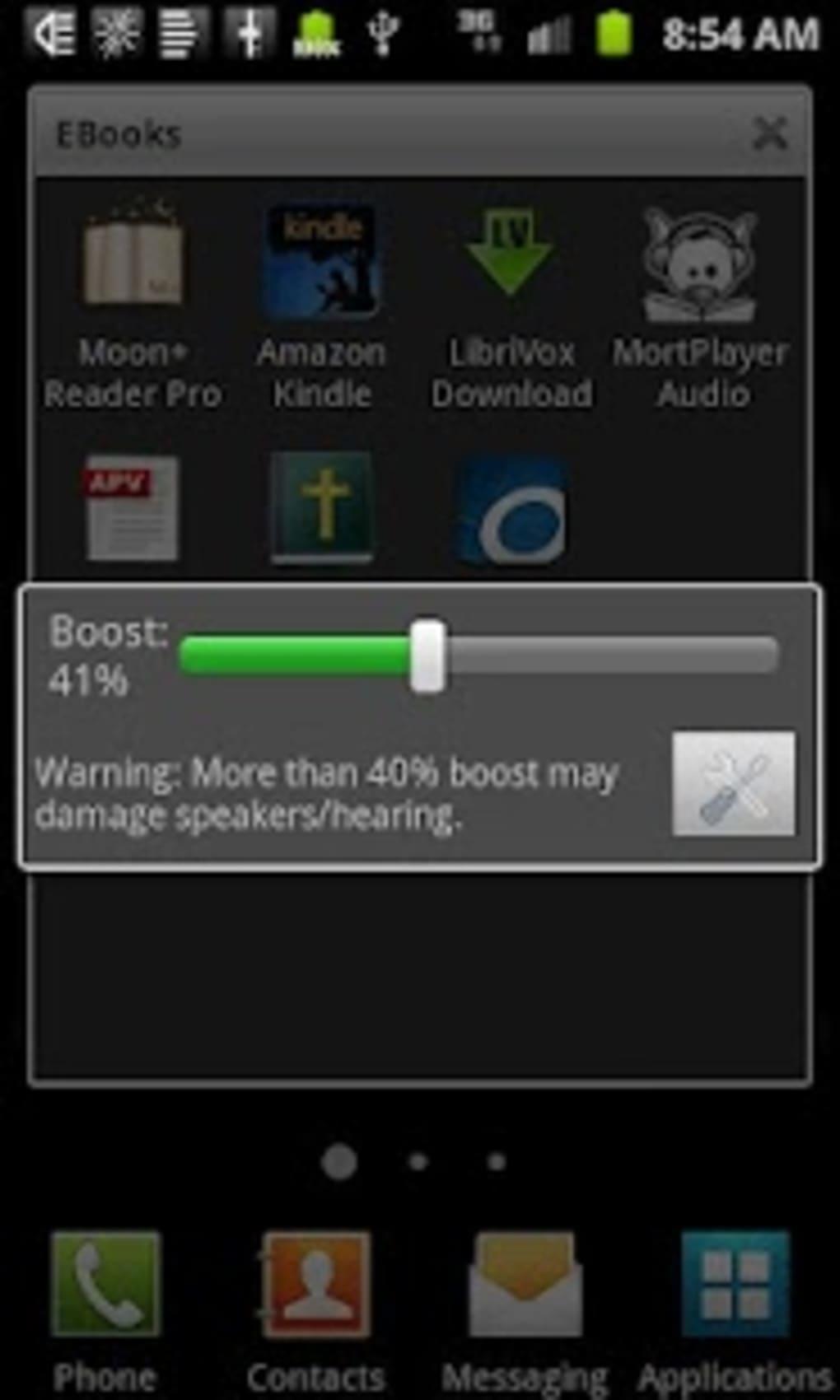 Speaker Boost