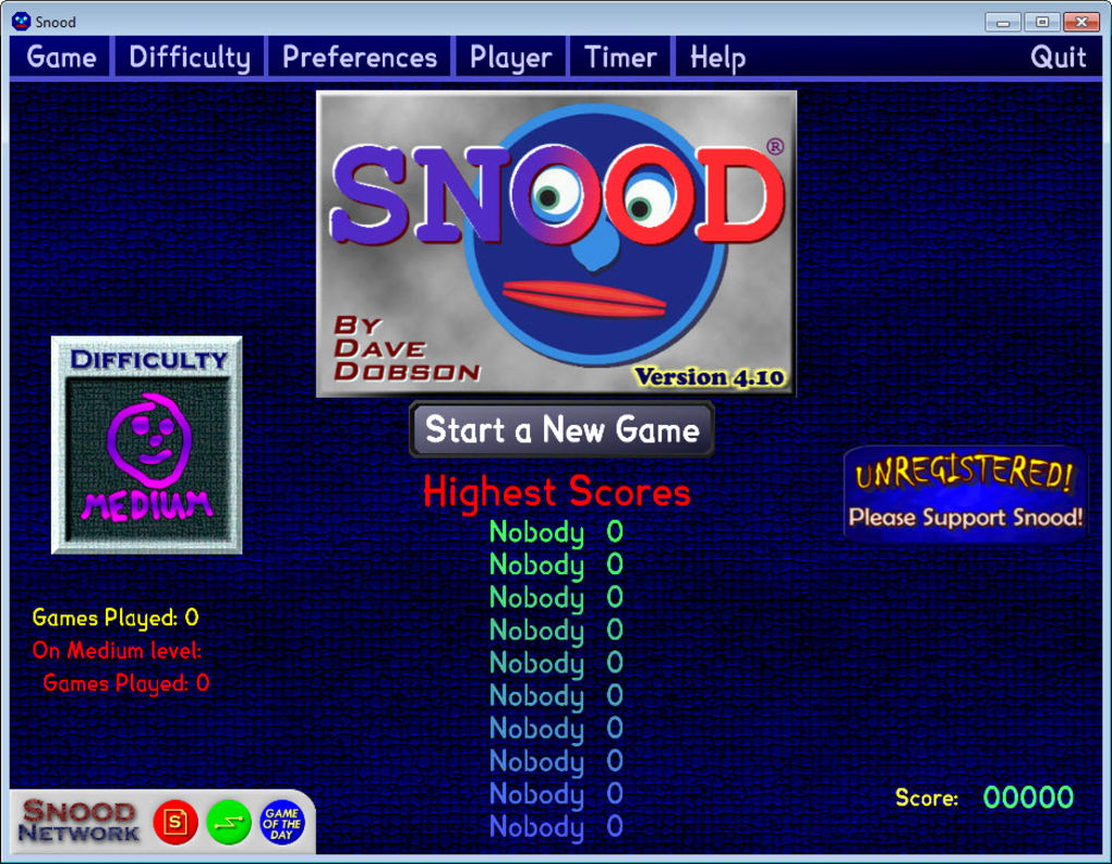 snood 4 beta
