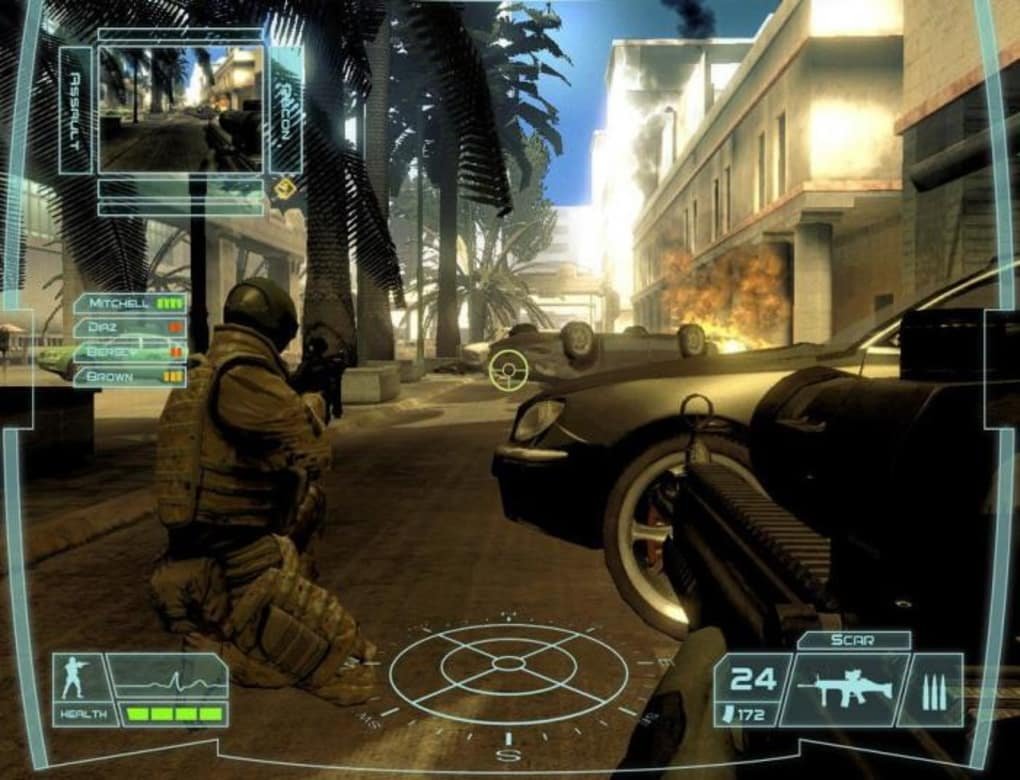 ghost recon advanced warfighter 2 pc torrent