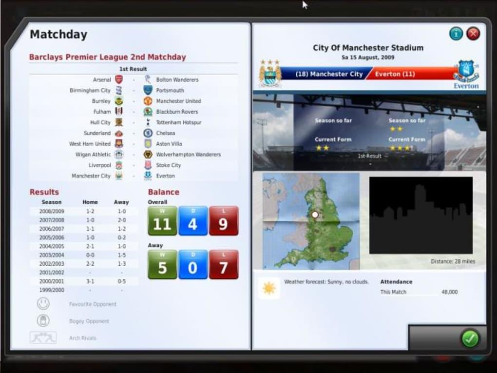 Game fix / crack: football manager 2011 v11. 3. 0 all no-dvd.