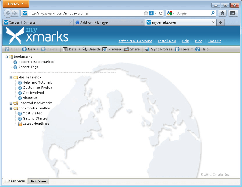 Xmarks - Download