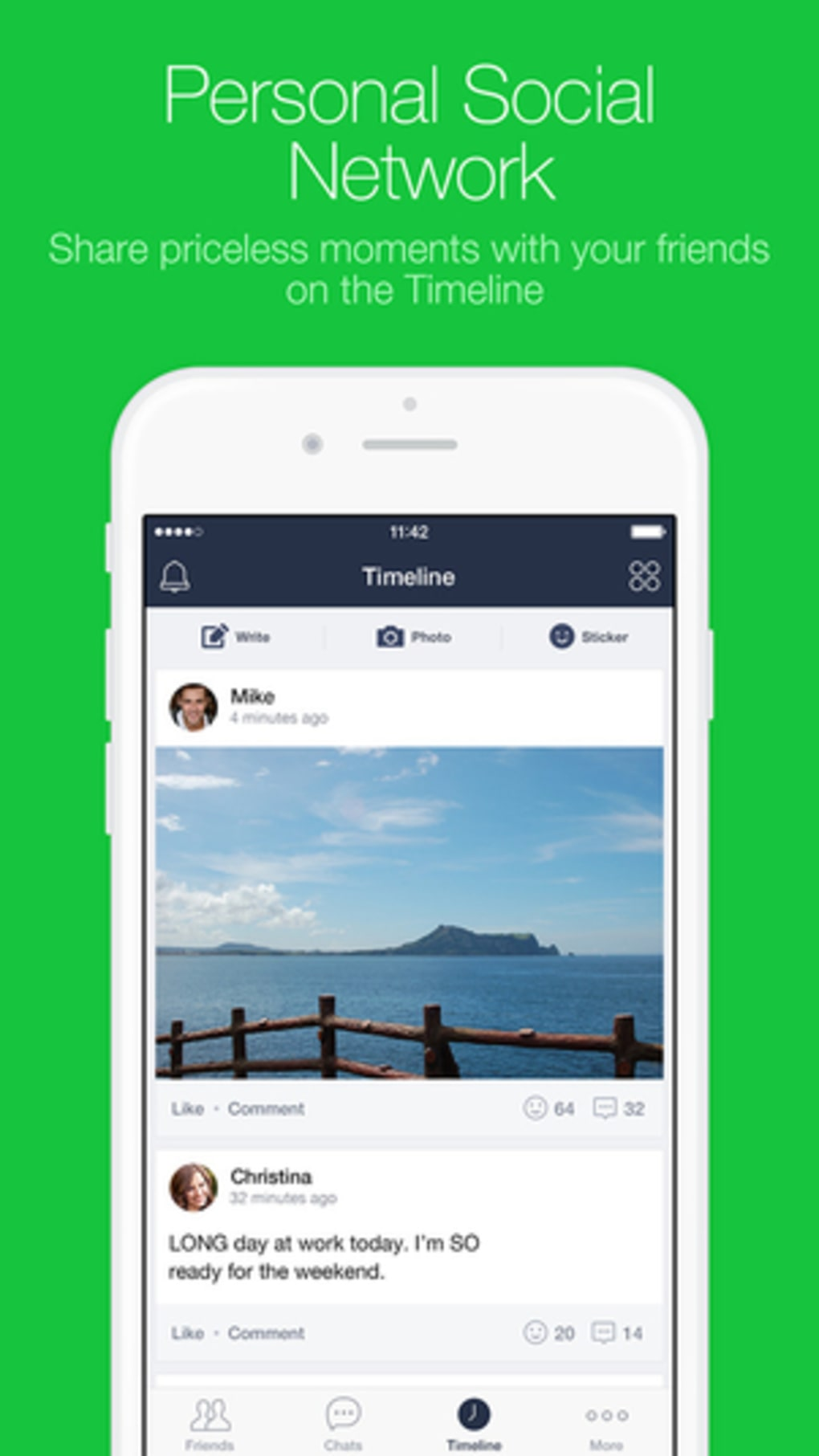 LINE for iPhone - Download