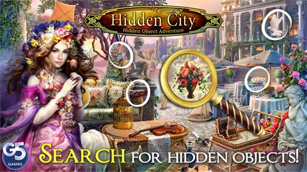 Free hidden object games download for windows 10