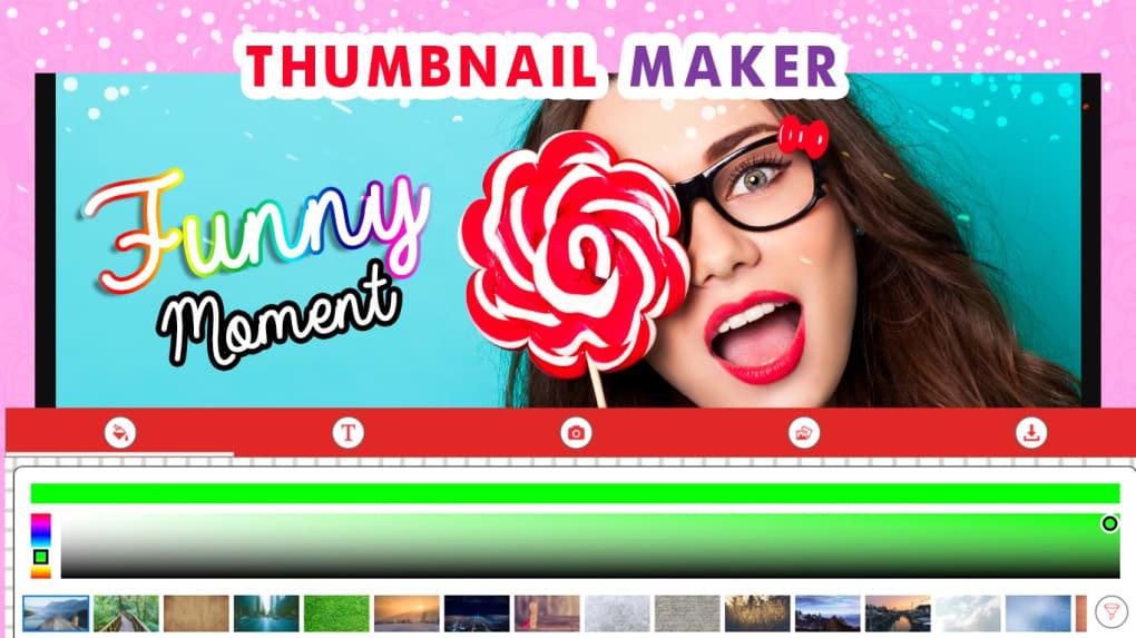 Thumbnail Maker & Banner Maker - Download