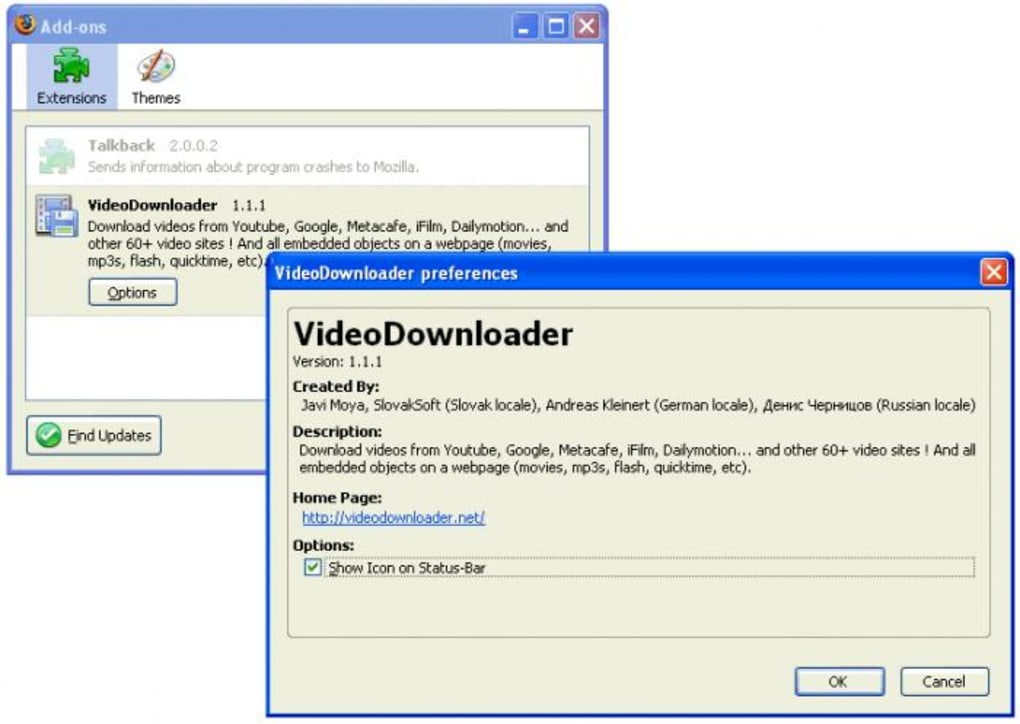 download flash video firefox