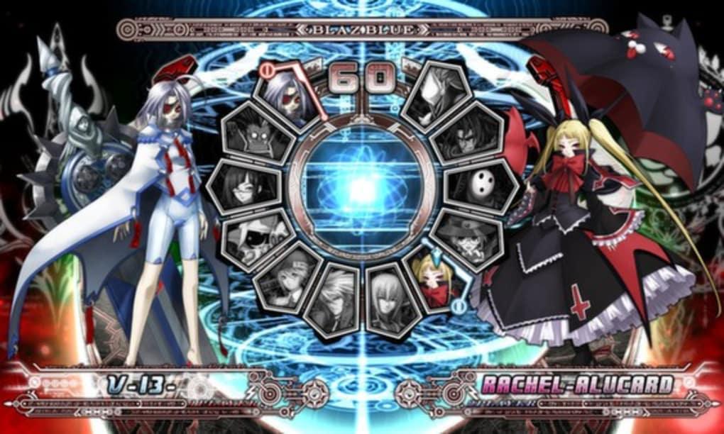 blazblue calamity trigger free download full pc game