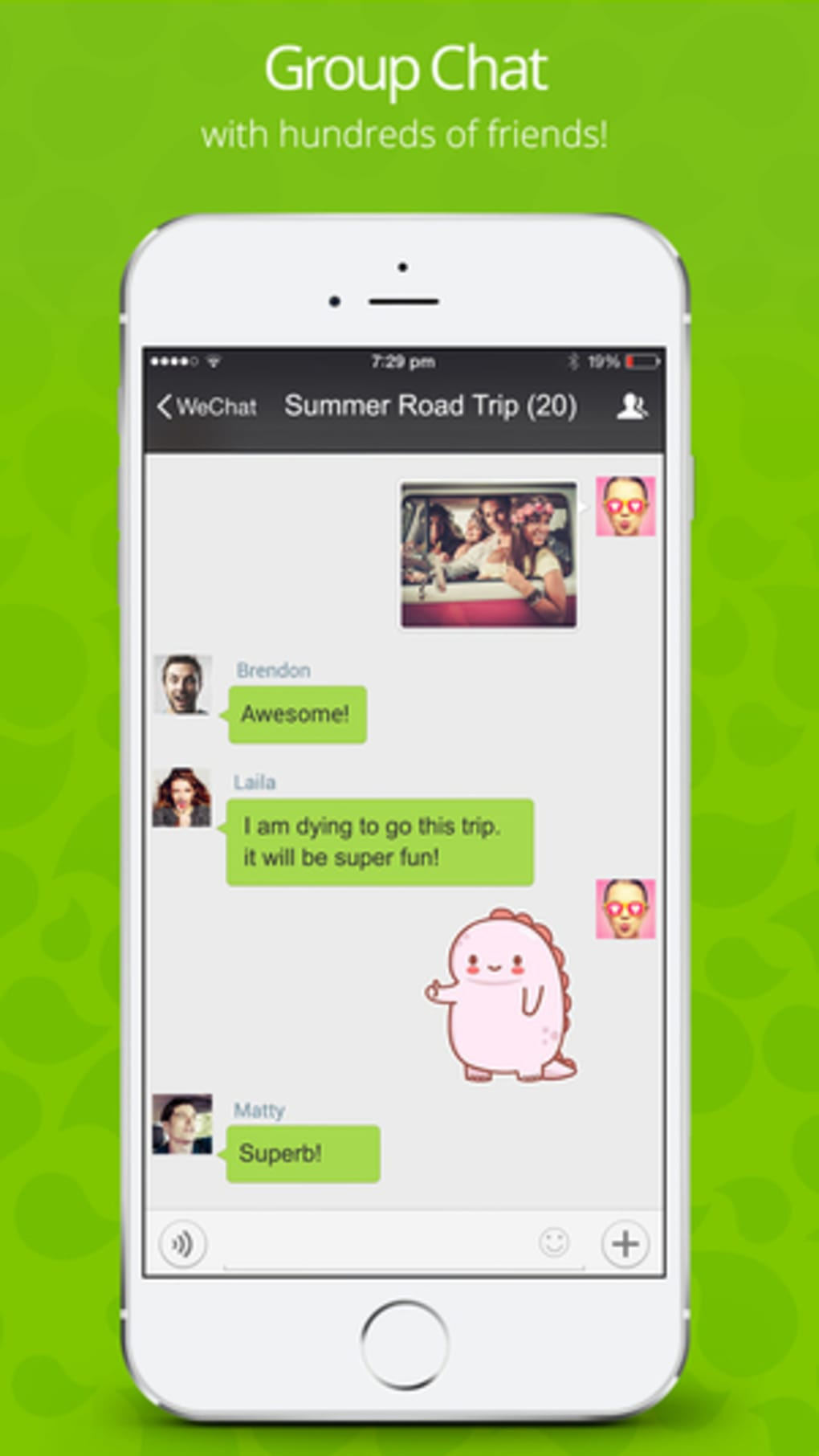 download chat on messenger for phone