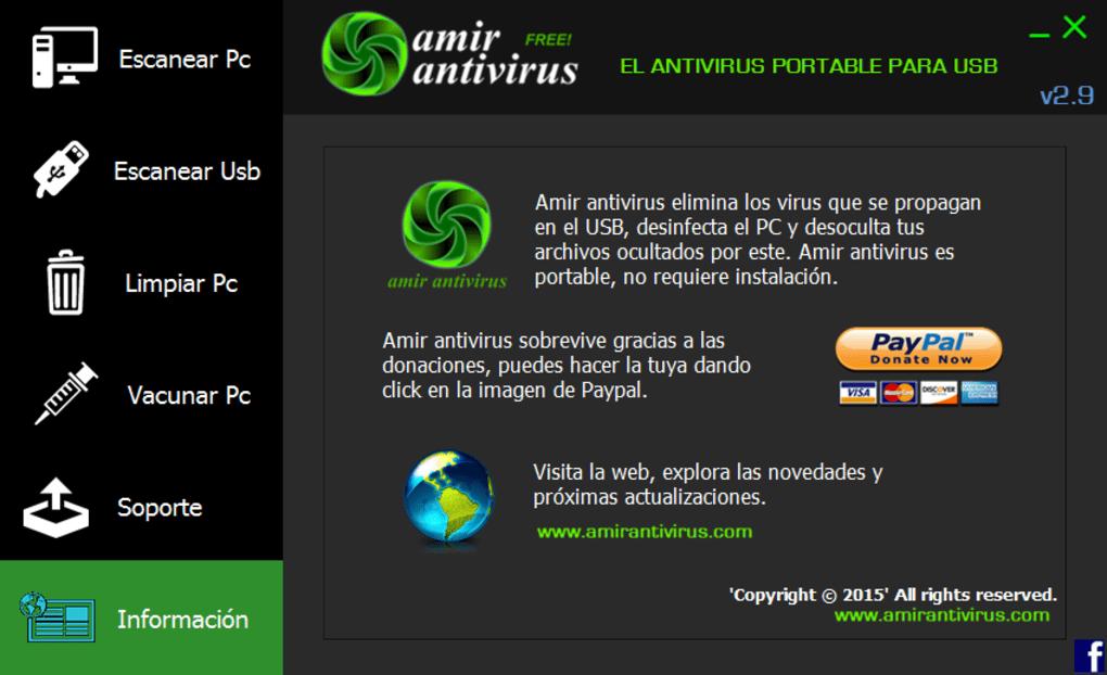 antivirus para usb 2017 gratis