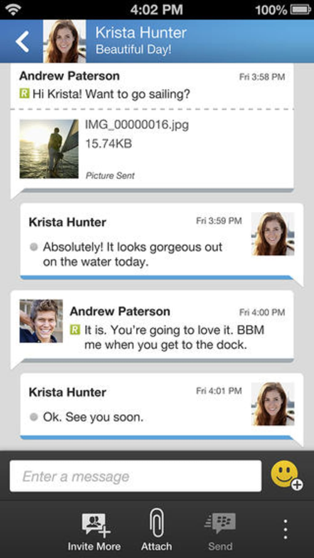 BBM for iPhone - Download