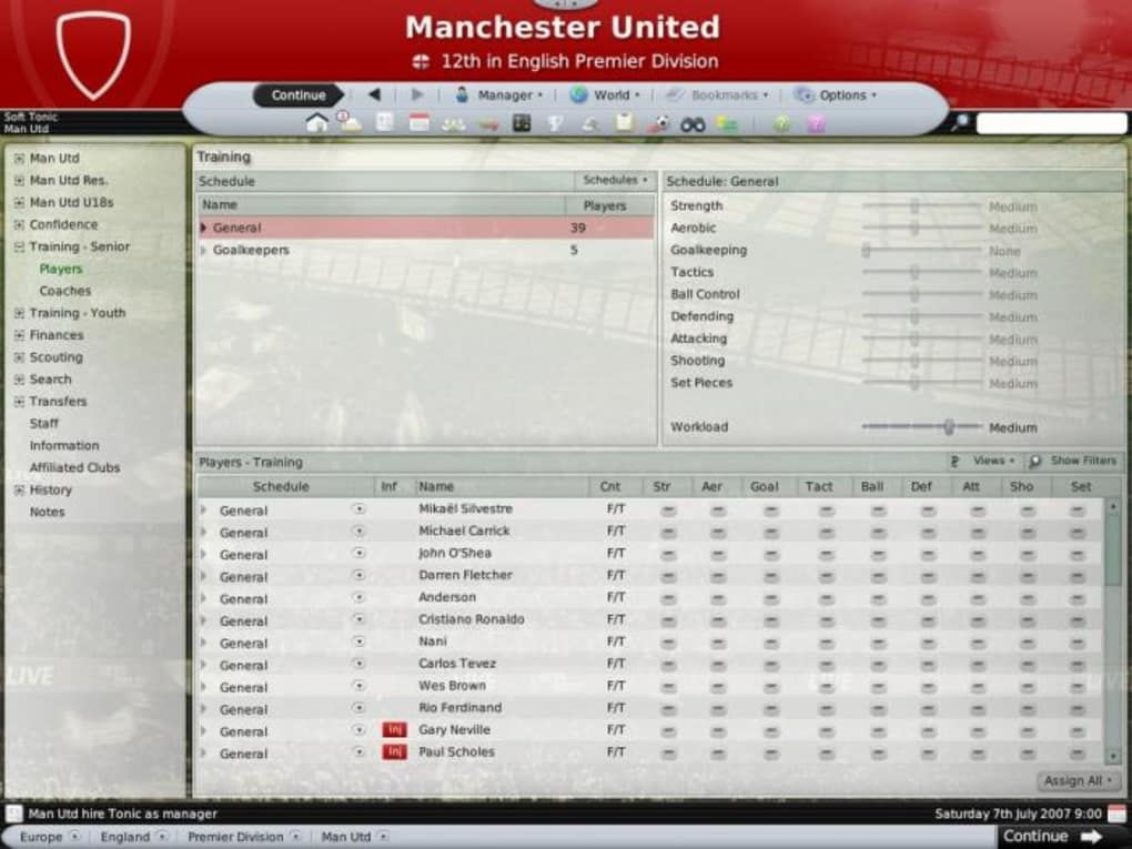 download football manager 2008 full crack