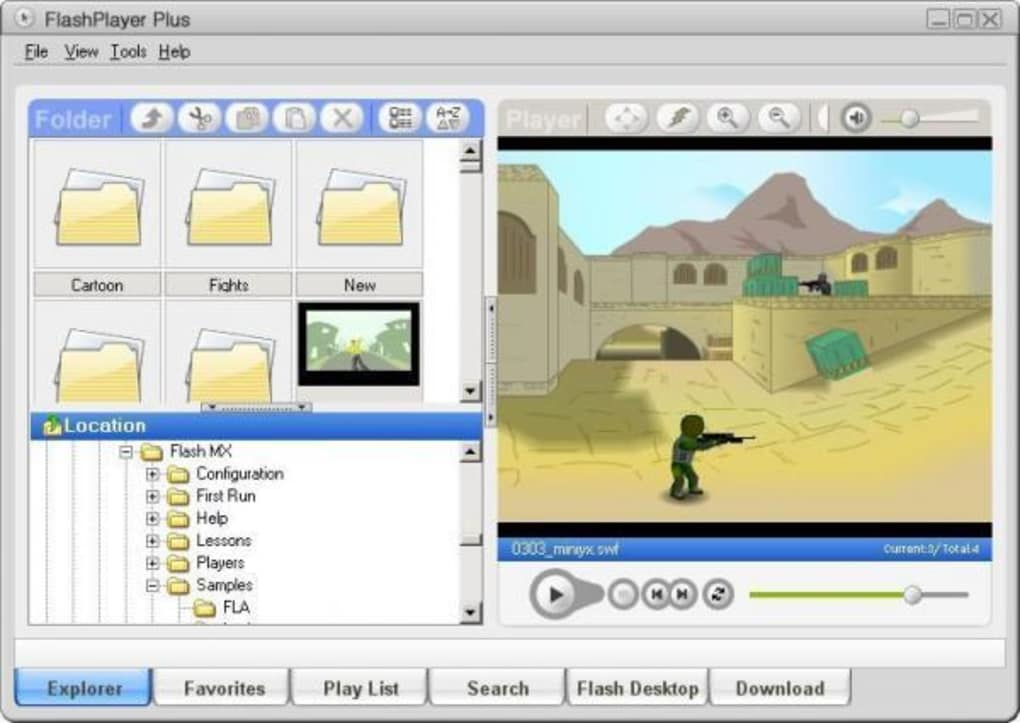 FlashPlayer Plus - Download