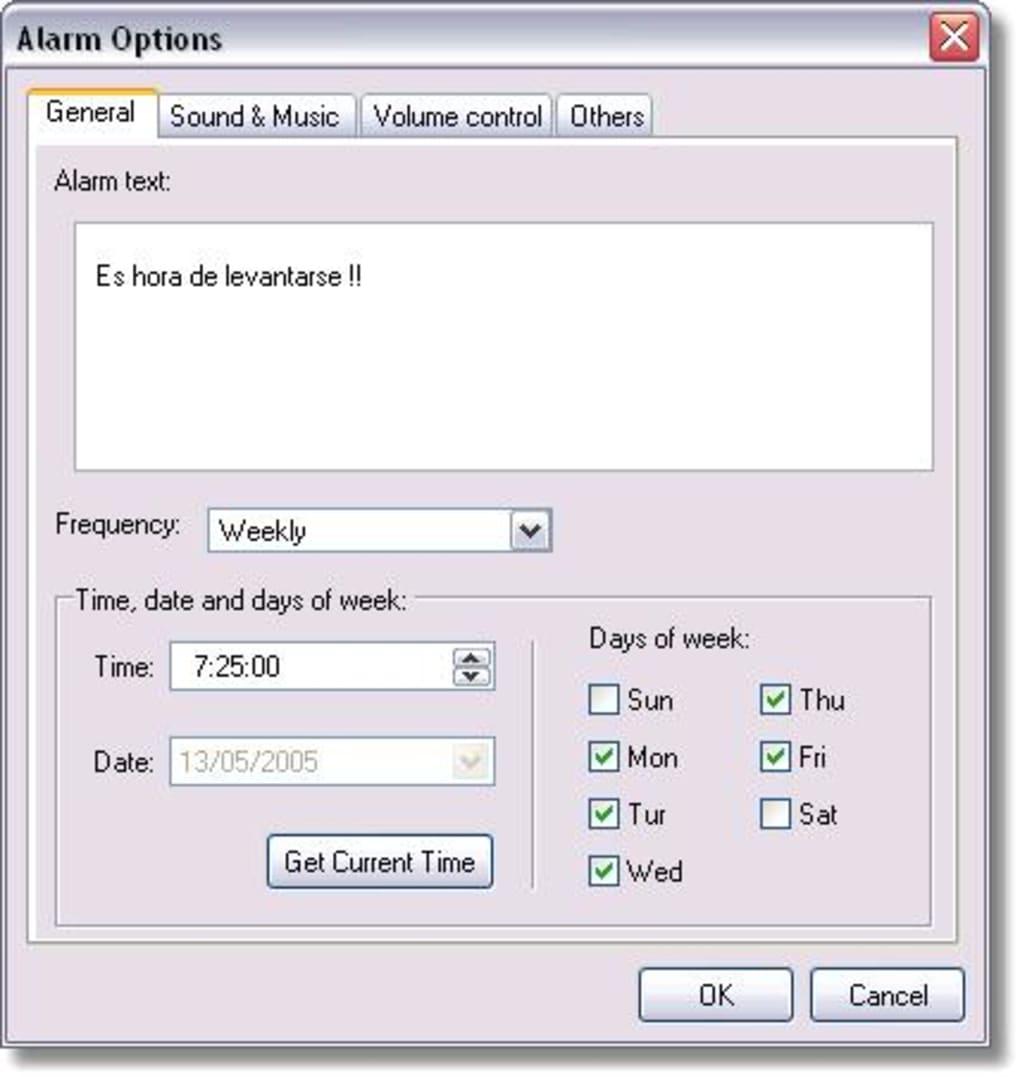 PC MP3 DESPERTADOR BAIXAR