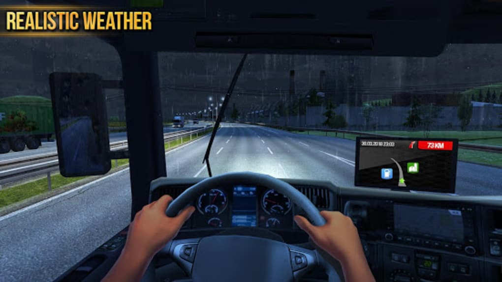 Truck Simulator 2018 Europe For Android Download