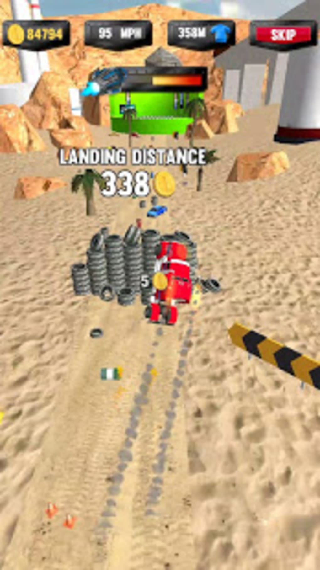 Image result for Stunt Truck Jumping game