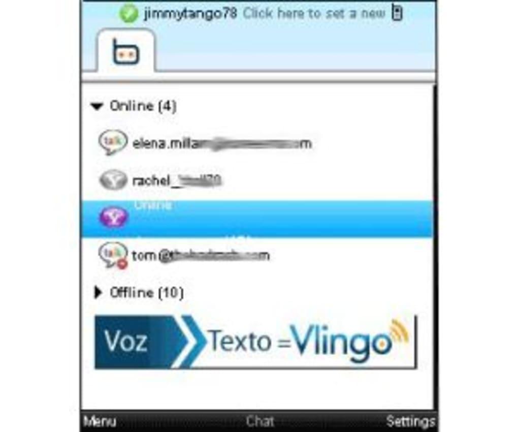 Whatsapp: descargar e instalar en windows mobile phone samsung.