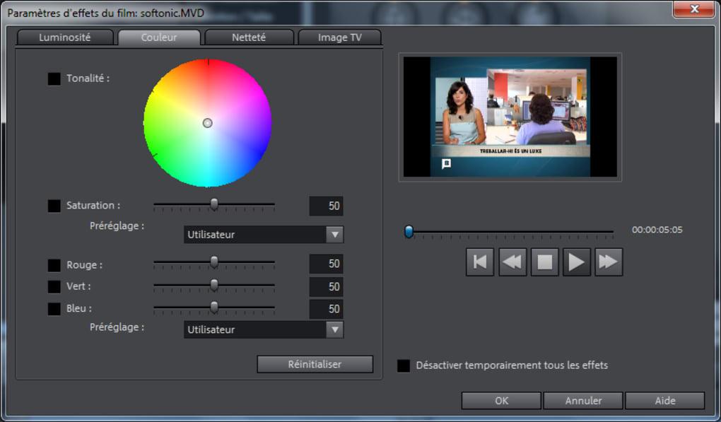 magix video deluxe 2008 le logiciel de montage ultime