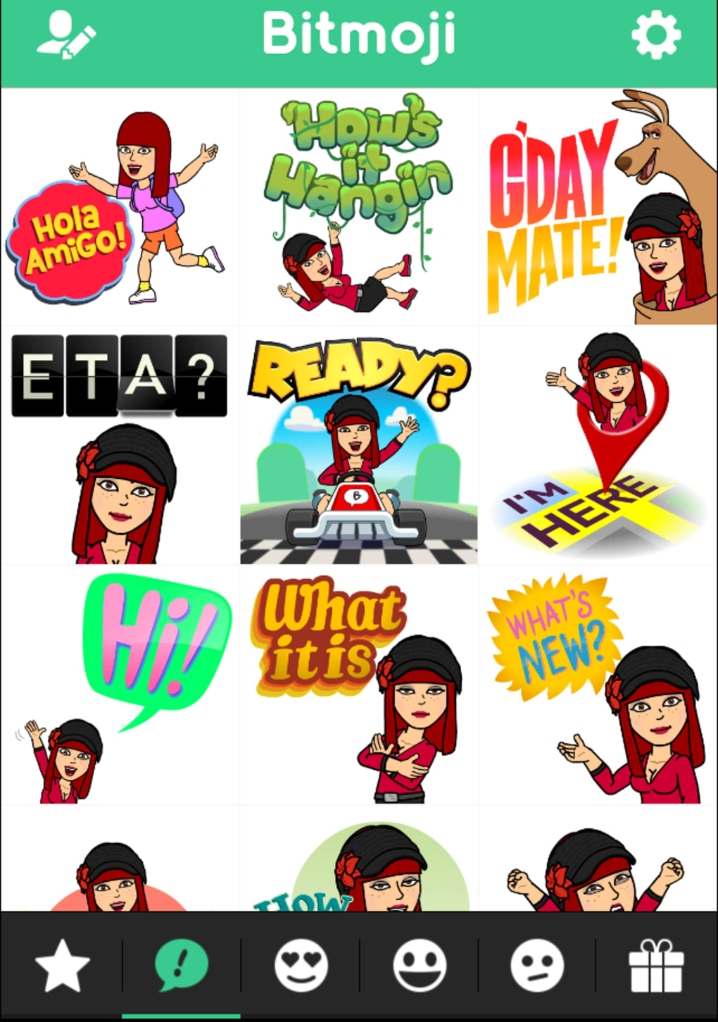 bitmoji for iphone download