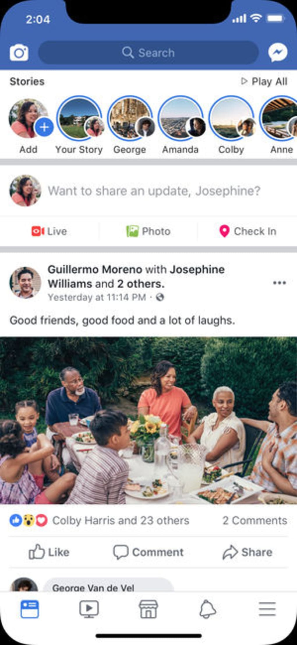 Facebook for iPhone - Download