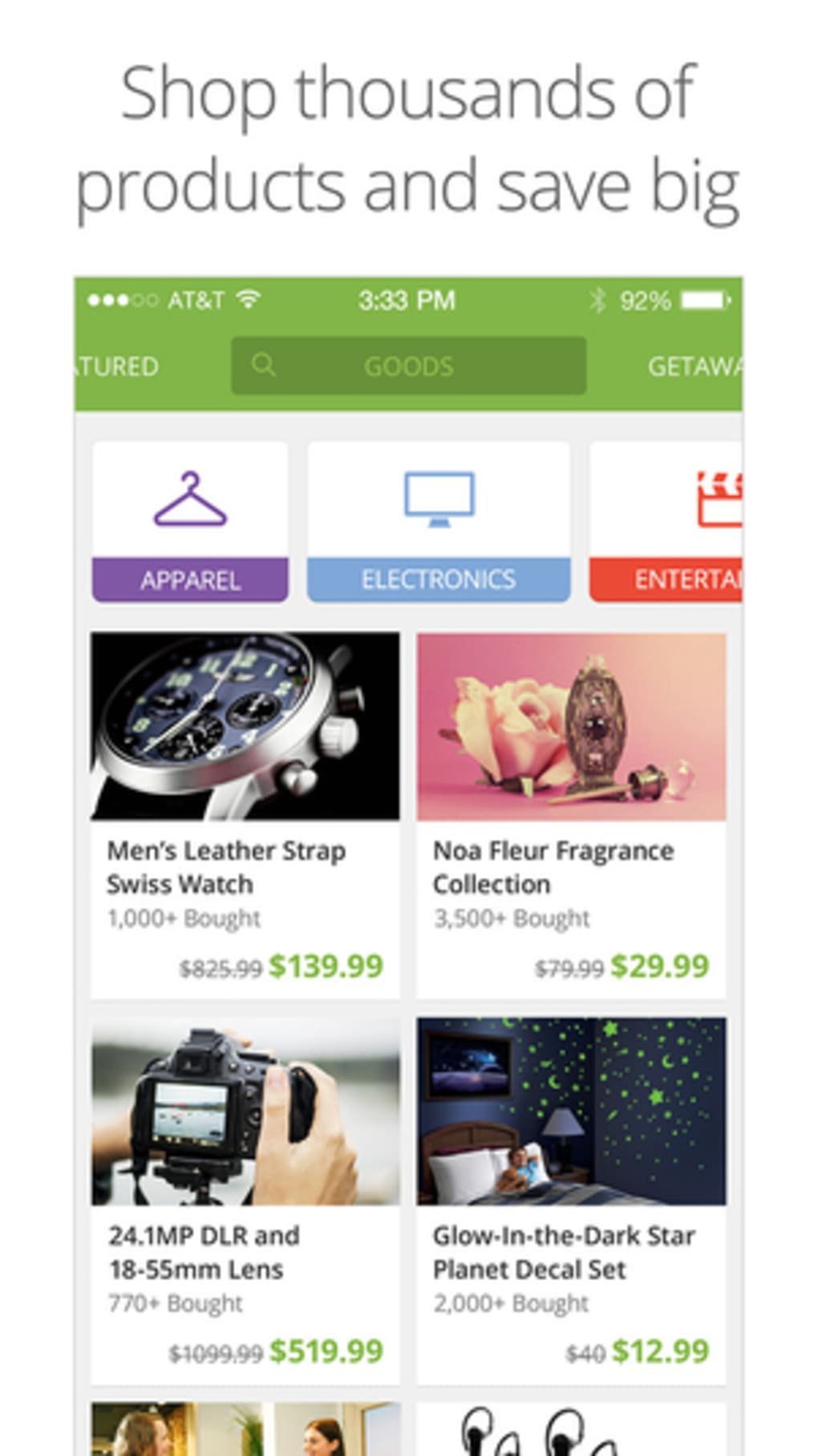 Groupon for iPhone - Download