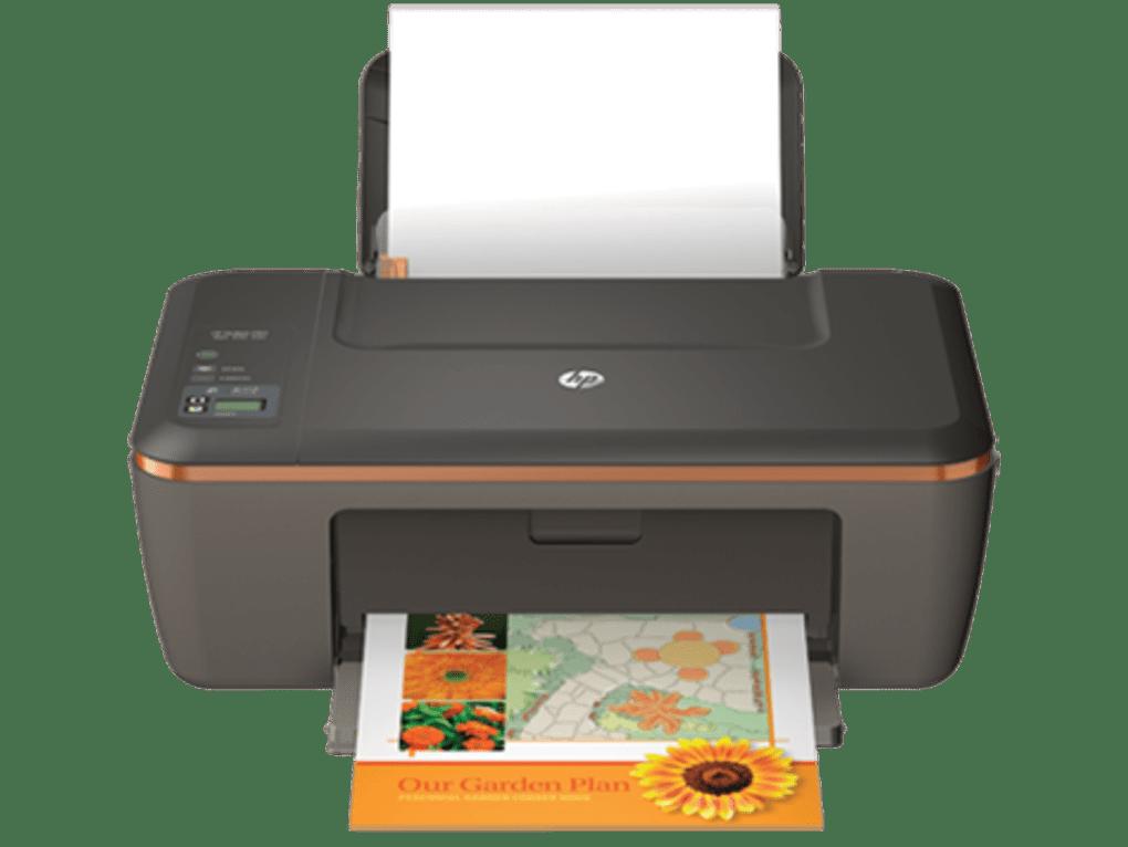 HP Deskjet 2512 Printer drivers - Download