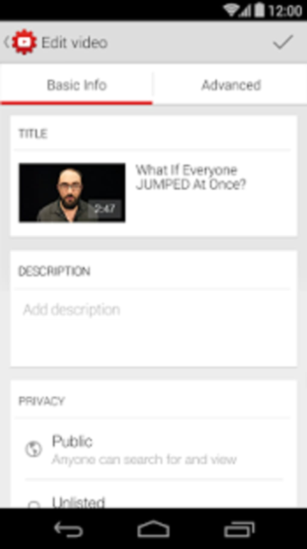 YouTube Creator Studio for Android - Download