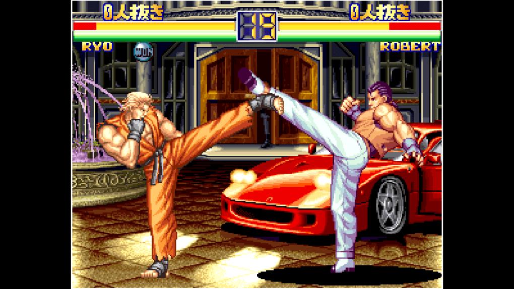 Aca Neogeo Art Of Fighting 2 Download