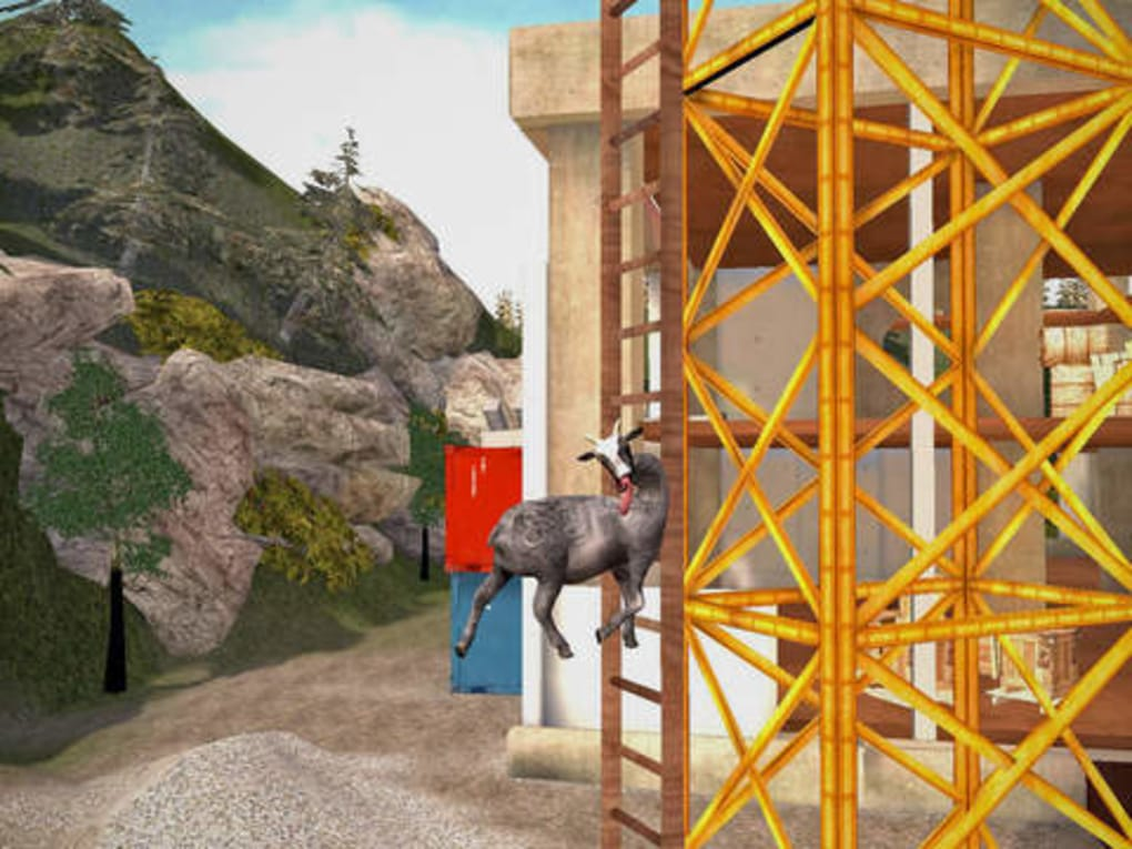 download goat simulator for free ios
