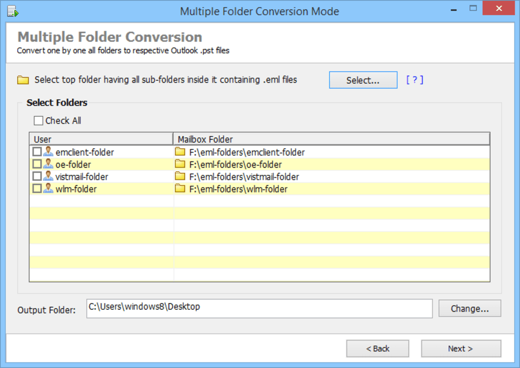 EML to PST Converter - Download