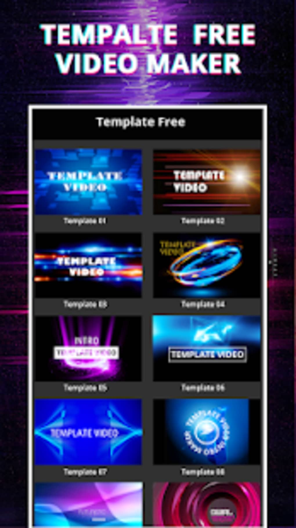 Video Intro Maker Video Editor For Youtube for Android
