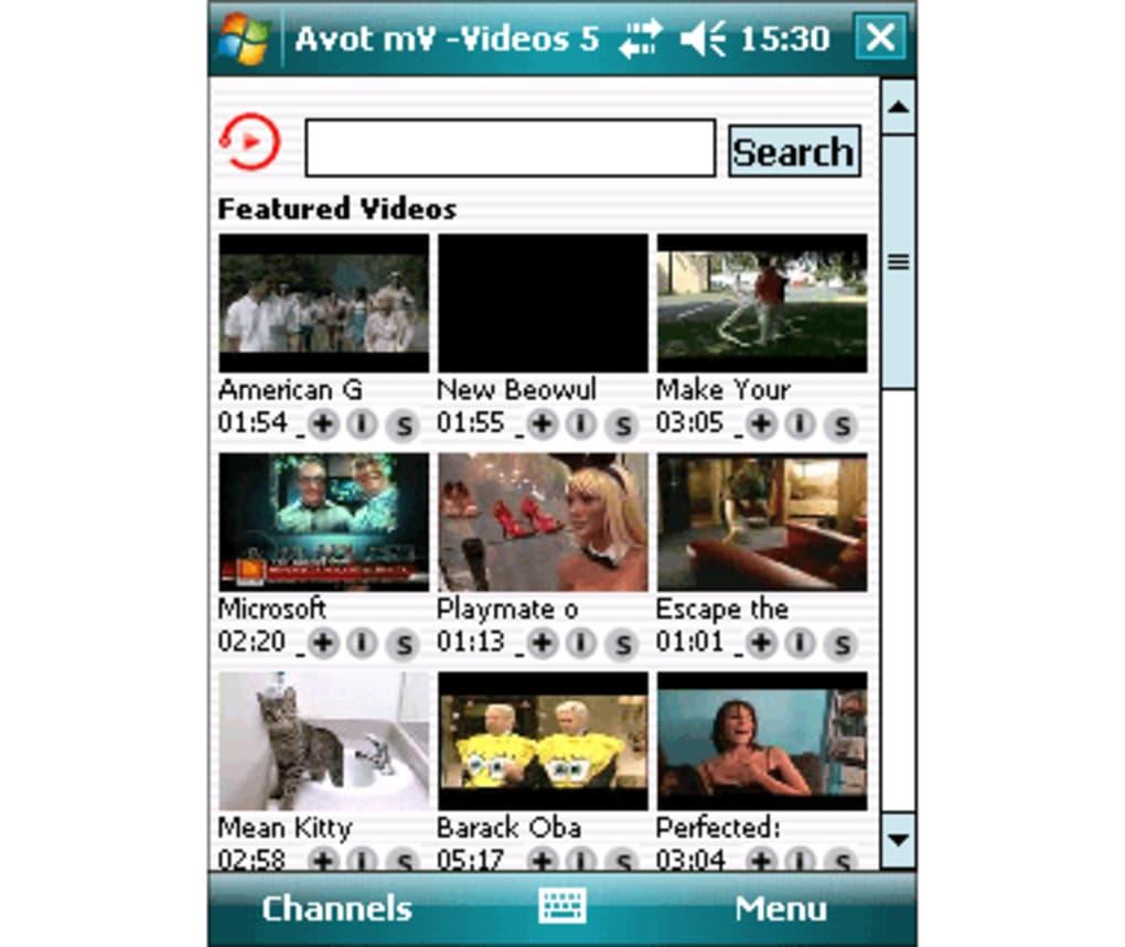 Avot mV for Pocket PC