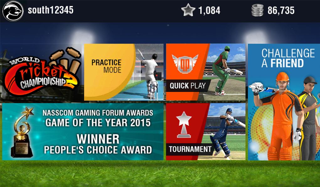 World Cricket Championship 2 for Android - Download
