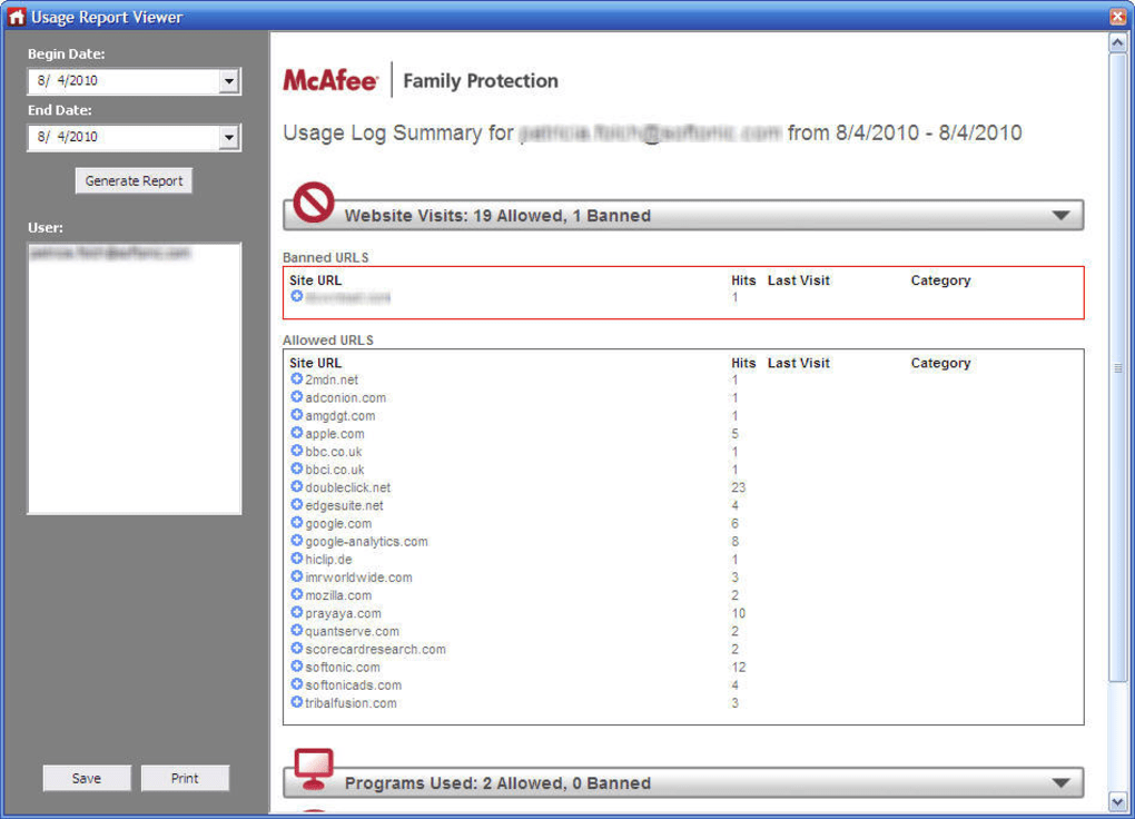 mcafee antivirus free download for windows 7 softonic