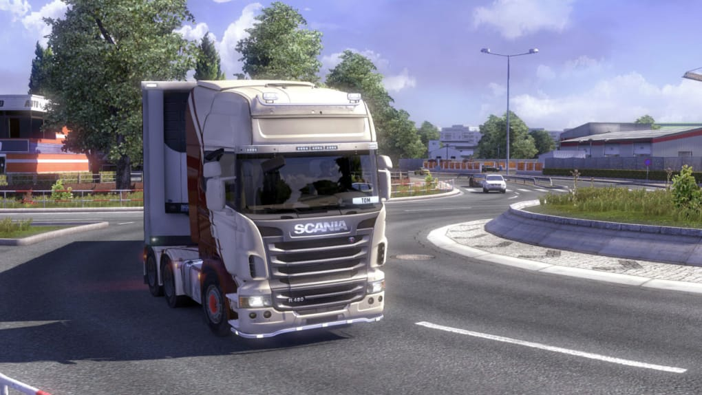 euro truck download for mac
