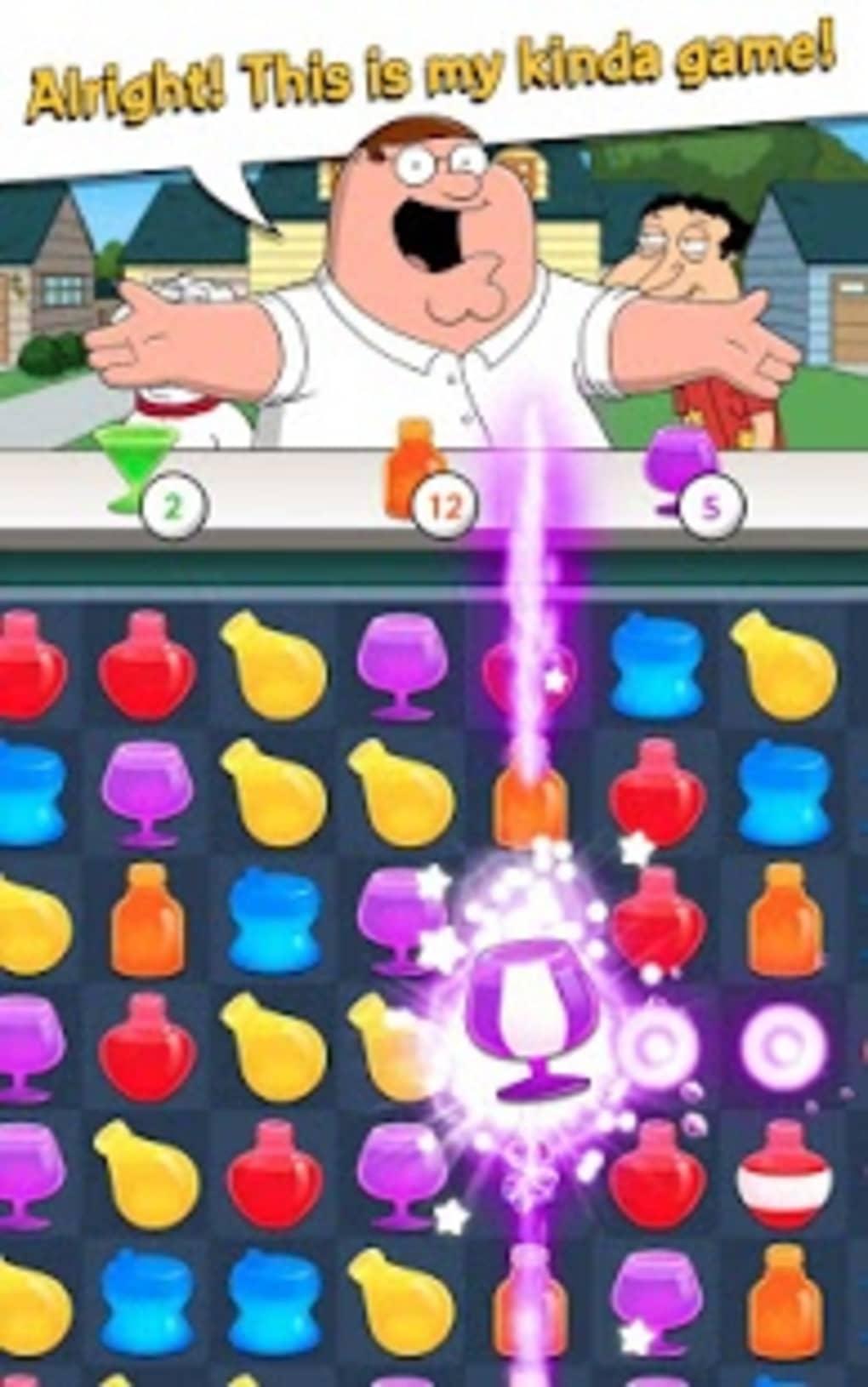 Family Guy Games Online Free