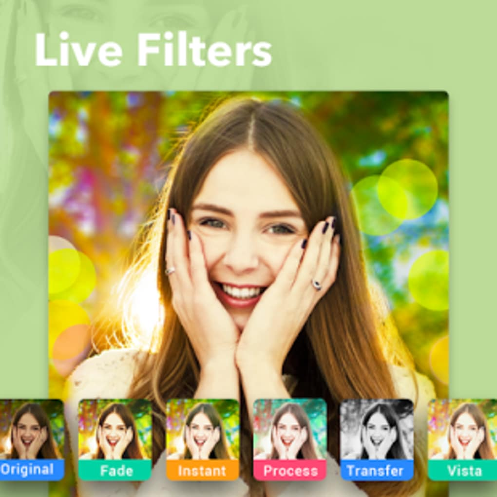 Sweet Camera Selfie Filters for Android - Download