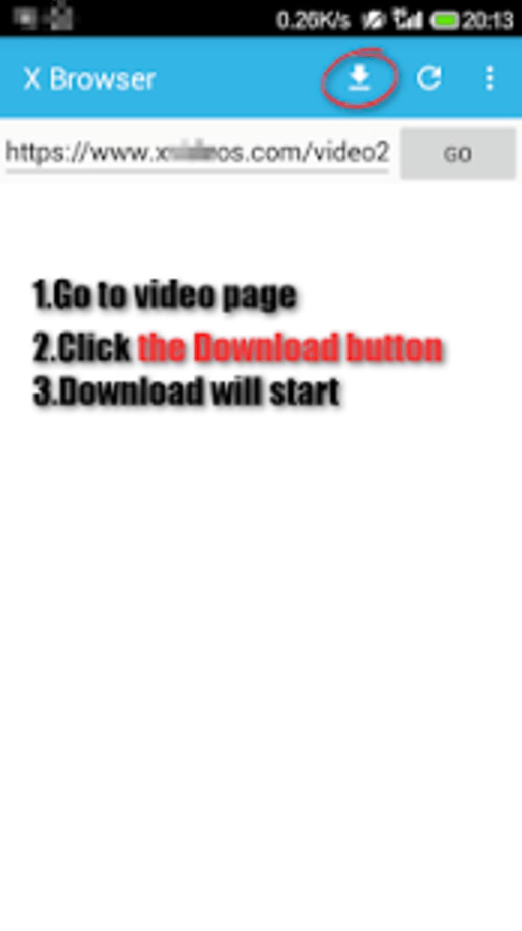 X Videos Downloader