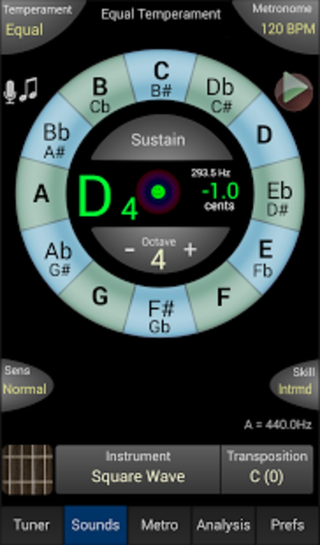 drum tuner app android free download