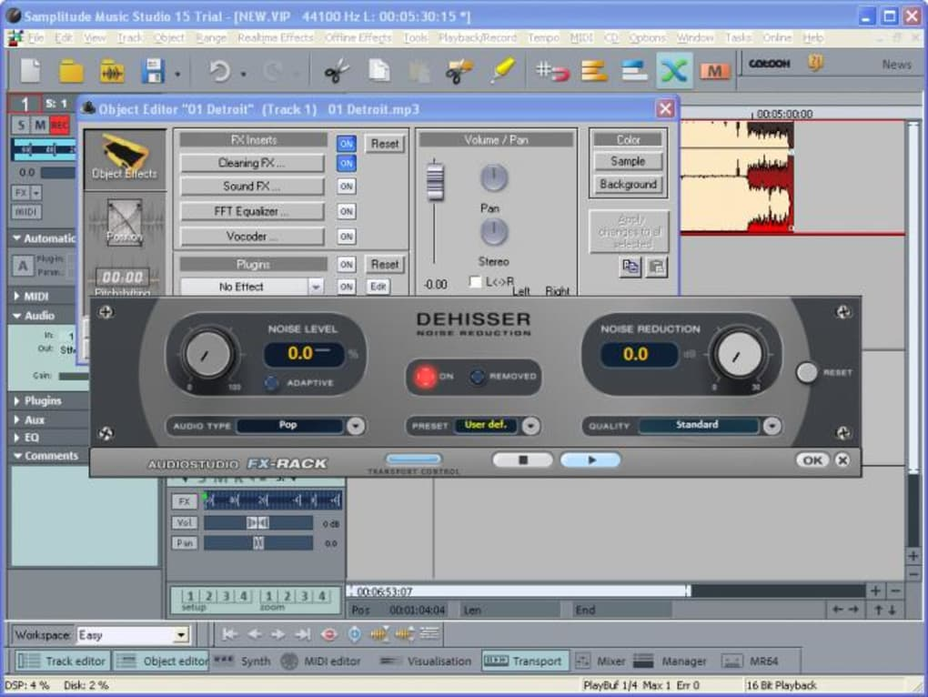 MAGIX MX GRATUIT TÉLÉCHARGER SAMPLITUDE STUDIO MUSIC