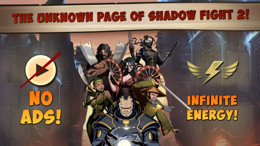shadow fight 2 act 2 data file download