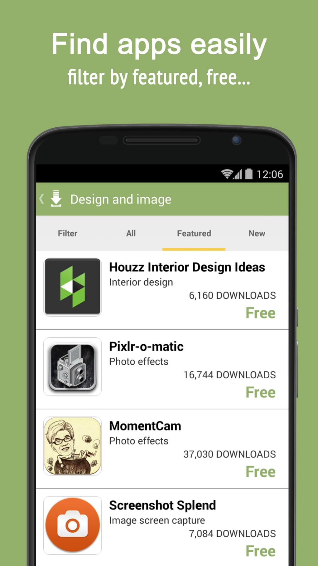 appsdrop pour android t l charger. Black Bedroom Furniture Sets. Home Design Ideas