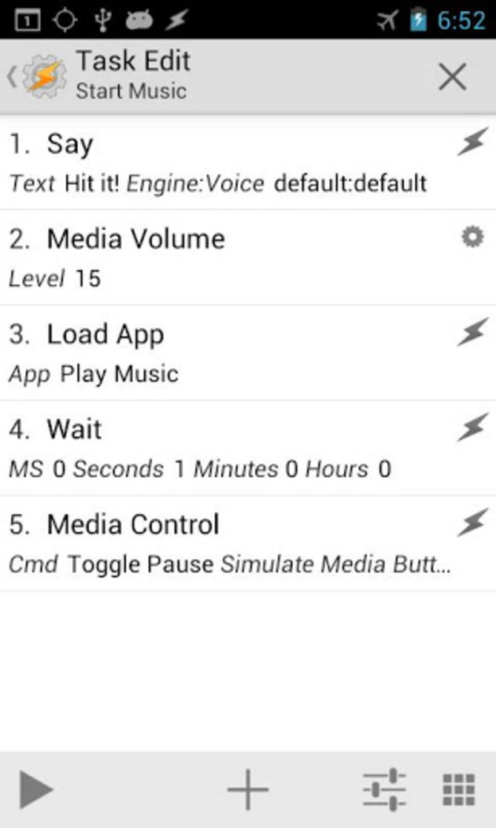 Tasker for Android - Download