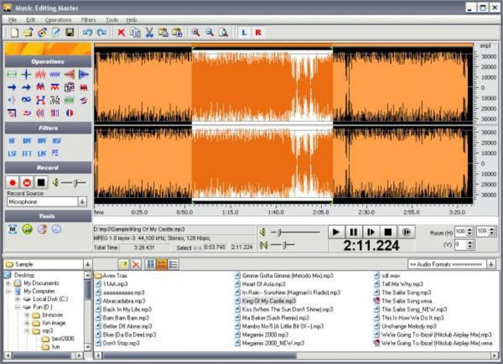 Music Editing Master - Download