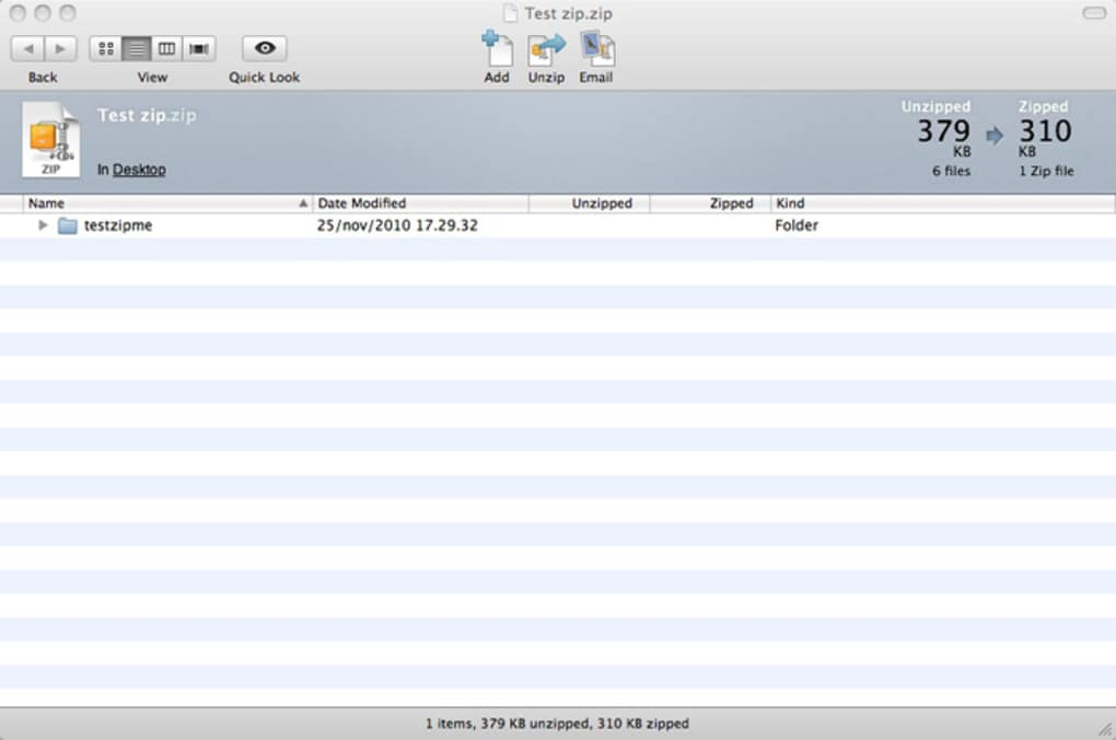 WinZip for Mac - Download
