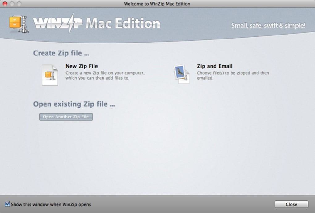 Hector's blog free download winzip self-extractor software.