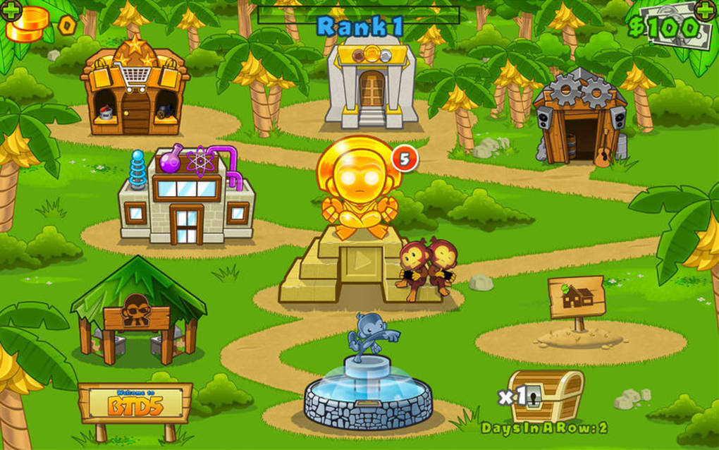 Bloons TD 5 for Mac - Download