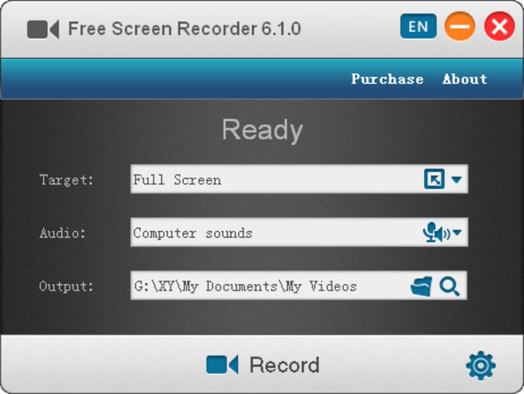 Screen recorder free download software for windows 10 youtube.