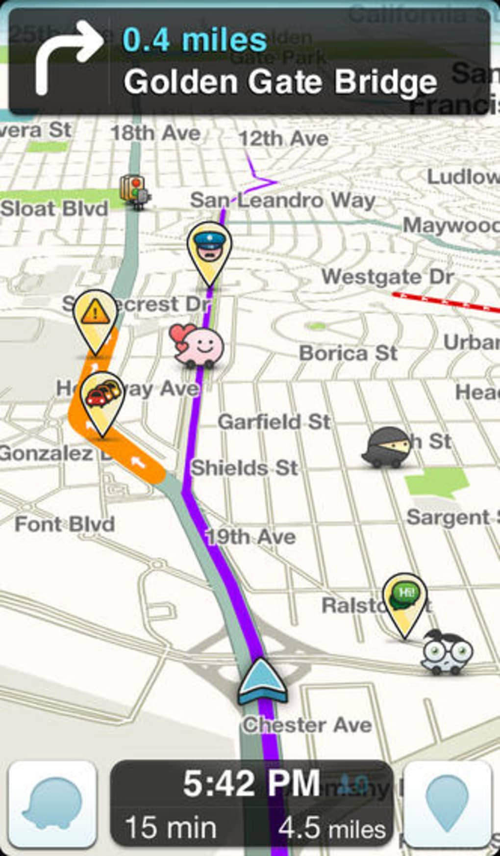 Waze for iPhone - Download Map App Downlod on map of negros philippines, map directions point to point, map of boulder colorado and surrounding area, map of the european alps, map math, map of all the states, map data, map of london 1880, map guide, map london south kensington, map travel, map ark, map google, map millbrook al, map of kensington san diego, map language, map from point to point, map of merrimack valley massachusetts, map of appalachia, map features,
