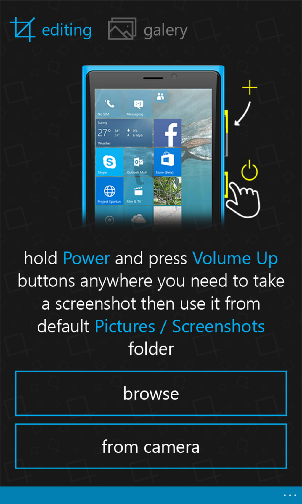 Download free screenshot tool
