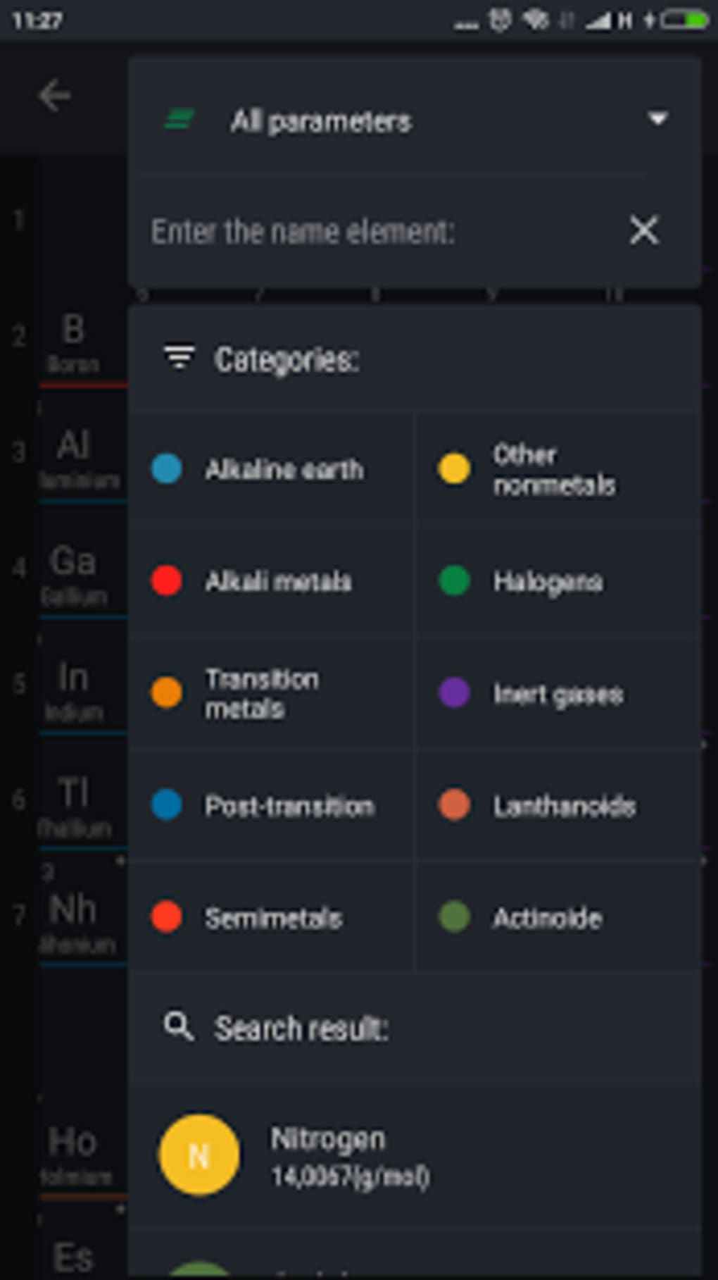 Periodic table 2018 pro for android download you may also like urtaz Gallery