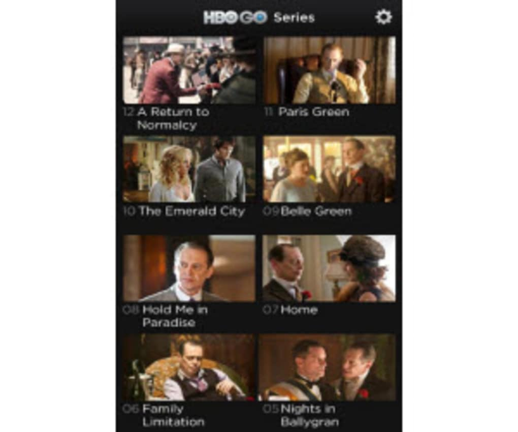 HBO GO for Android - Download